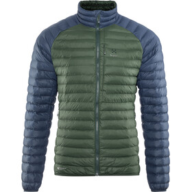 Haglöfs Essens Mimic Jacket Herre mineral/tarn blue
